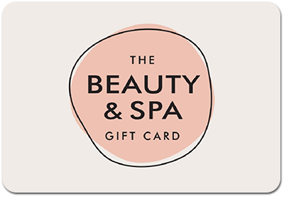 The Beauty & Spa Gift Card
